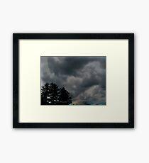 Dramatic Framed Print