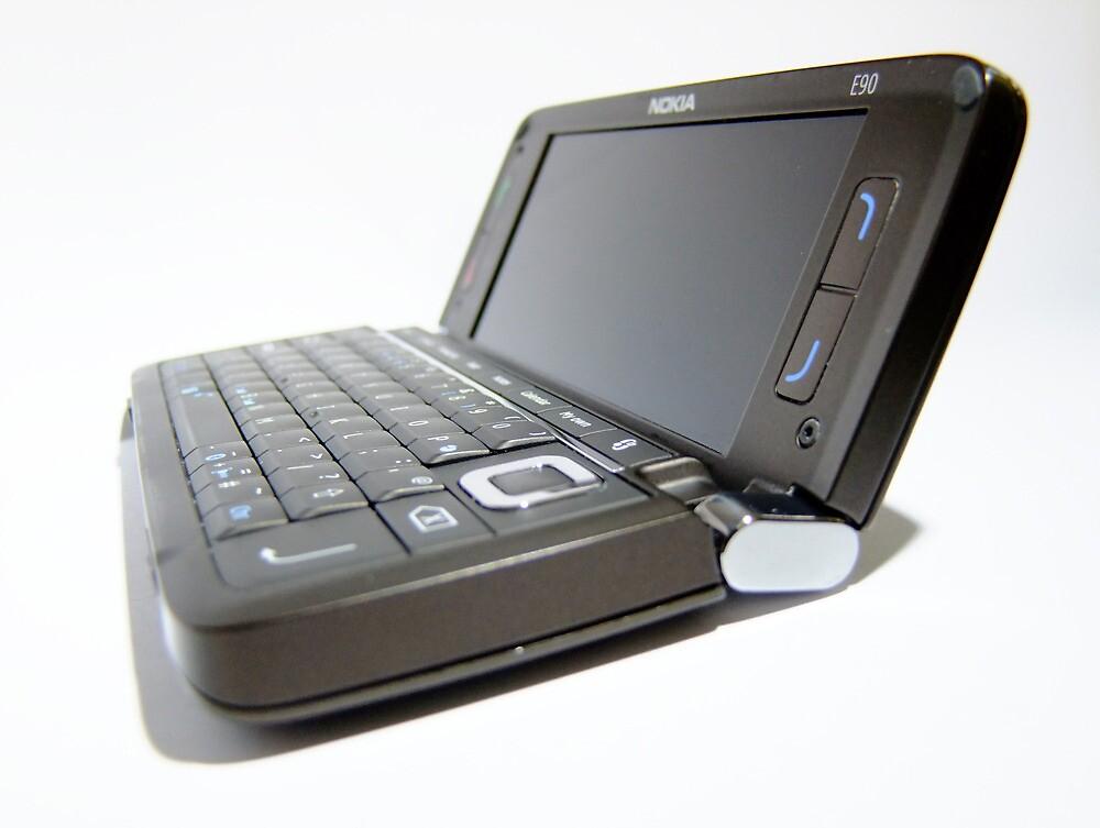 Nokia E90 by Ian Vincent