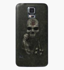 Dark Brotherhood Door Case/Skin for Samsung Galaxy