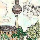 Berlin  von Claudia Brüggen