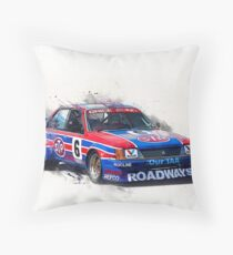 Allan Grice Group C Commodore Throw Pillow