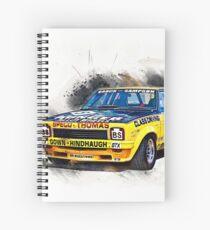 L34 Group C Torana Spiral Notebook