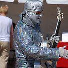 Silver Elvis by John Beamish