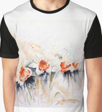 Dancing Daffodils Graphic T-Shirt