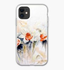 Dancing Daffodils iPhone Case