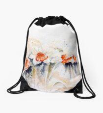 Dancing Daffodils Drawstring Bag