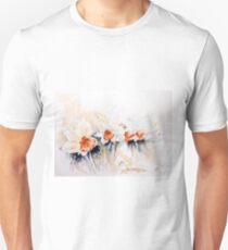 Dancing Daffodils Slim Fit T-Shirt