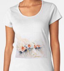 Dancing Daffodils Premium Scoop T-Shirt