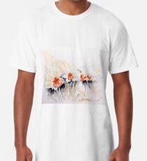 Dancing Daffodils Long T-Shirt