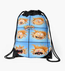 The Aubrey Bunch Drawstring Bag