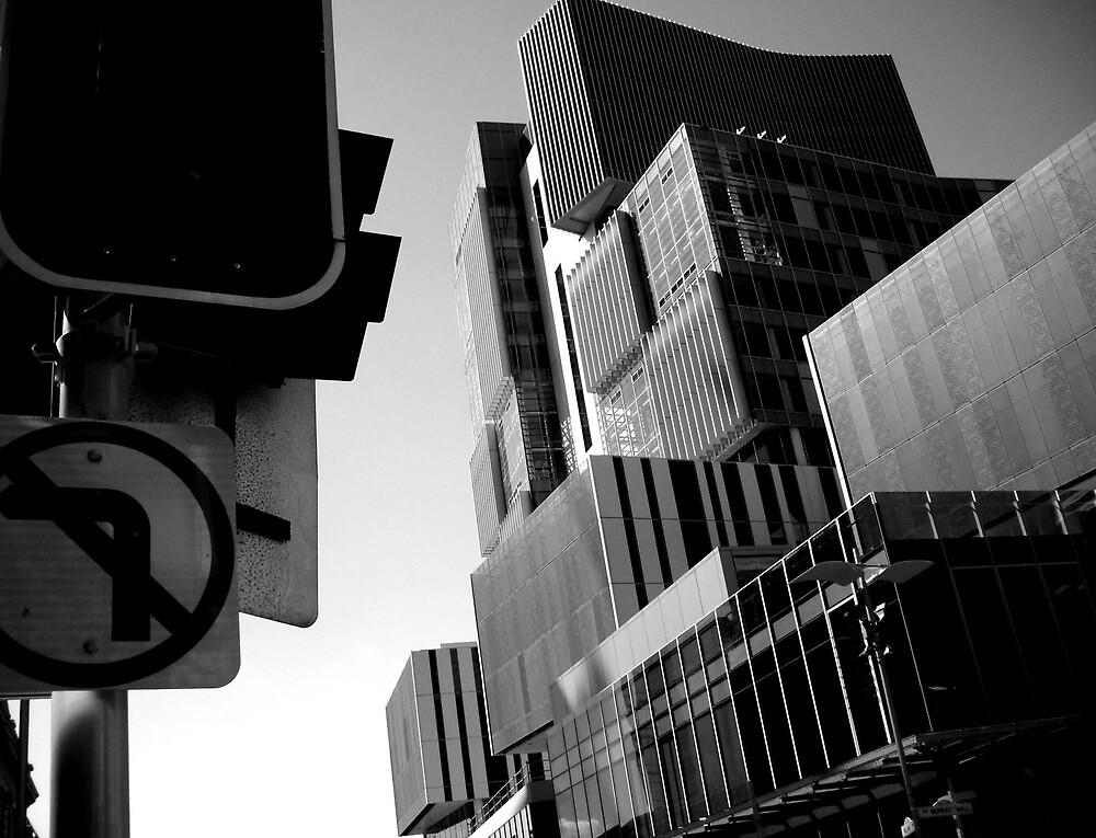 Tetris on streets- Perth, Australia by Nutopia