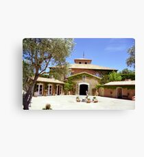 Viansa Winery & Italian Marketplace Canvas Print