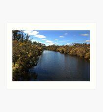 Frankland River Art Print