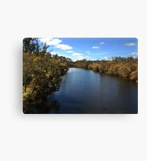 Frankland River Canvas Print