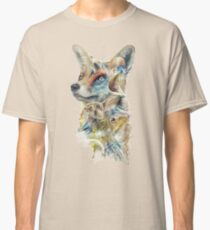 Heroes of Lylat Starfox Inspired Classy Geek Painting Classic T-Shirt