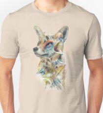 Heroes of Lylat Starfox Inspired Classy Geek Painting Unisex T-Shirt