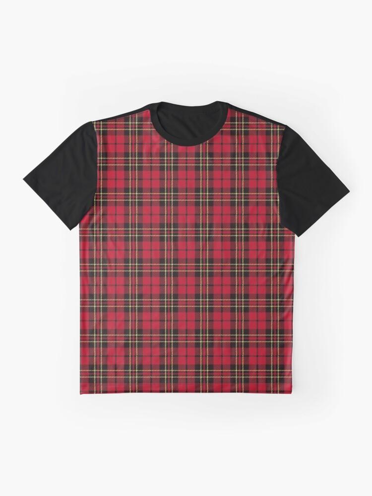 Alternate view of Brodie tartan clan scotland Graphic T-Shirt