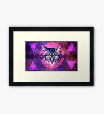 Sweet Cat Framed Print