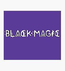 Black Magic - Little Mix Photographic Print