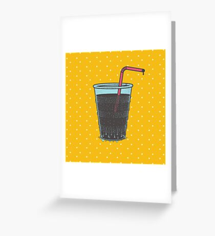 That cold delicious Greeting Card
