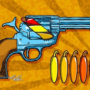 Chili POW POW!! ( Naranja ) by rewireddesign