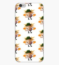 Aubrey the Strawberry. iPhone Case