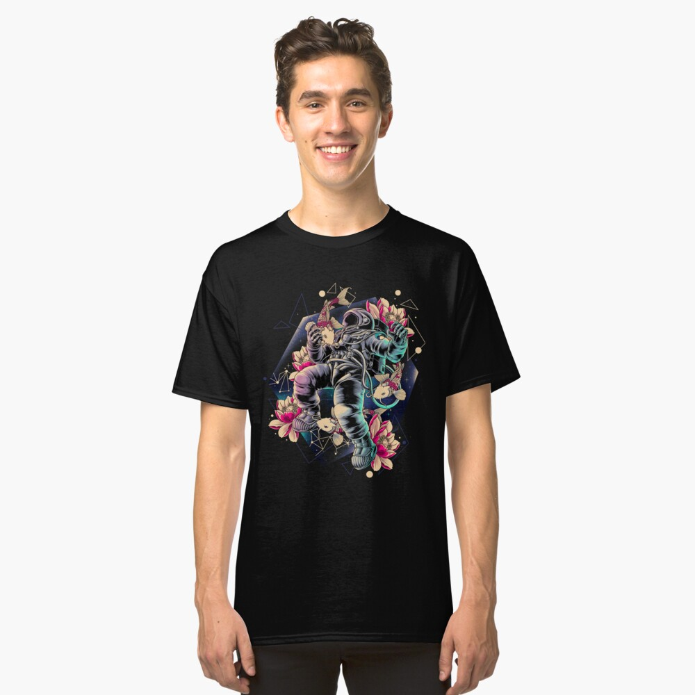 Deep Space Classic T-Shirt