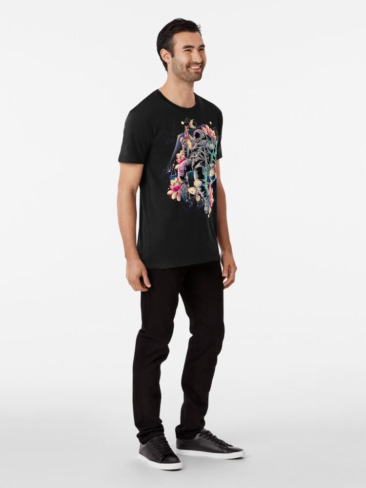 Alternate view of Deep Space Premium T-Shirt