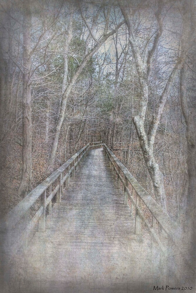 Walkway by Mark Powers