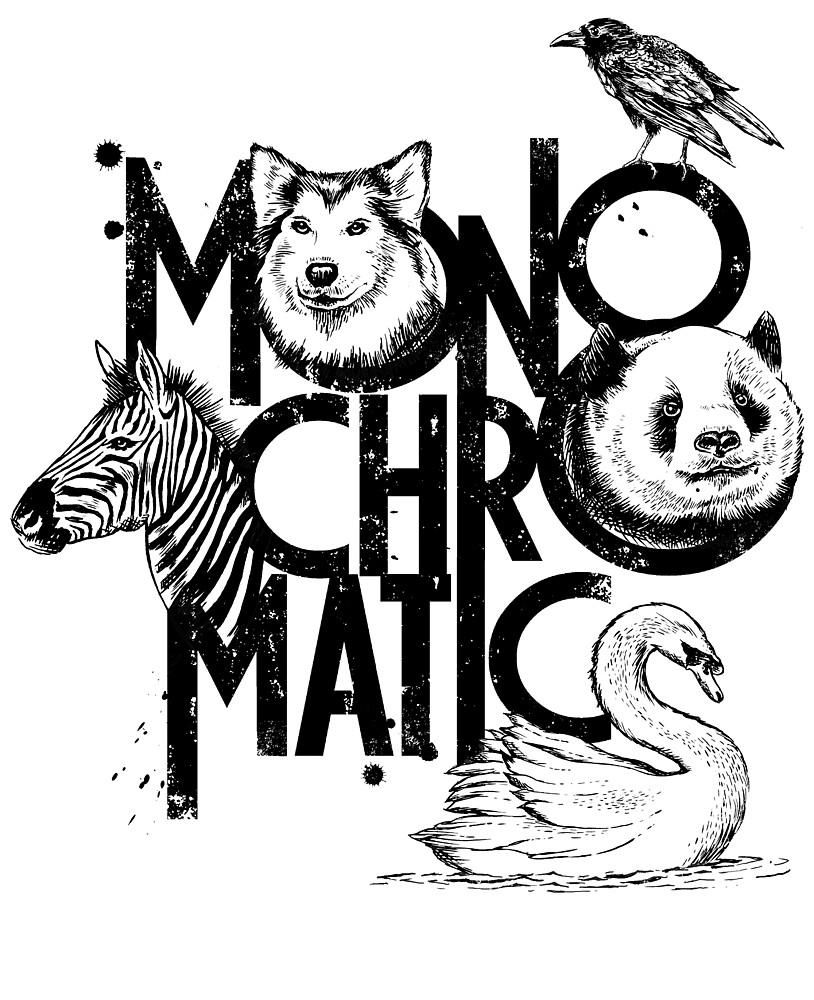 Monochromie von ALAN MAIA