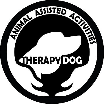 ANIMAL Assisted Activities  - THERAPY DOG logo 1 by SofiaYoushi