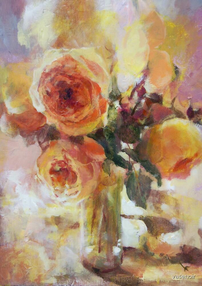 Wild rose.....「kagayaki」 by vasenoir