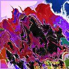 ( BAD DREAM  )   ERIC WHITEMAN ART  by eric  whiteman