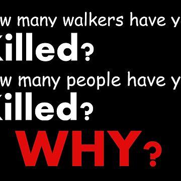 The walking dead - Questions by rkh096