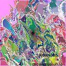 ( RABBIT  MAGIC )   ERIC   WHITEMAN  ART  by eric  whiteman