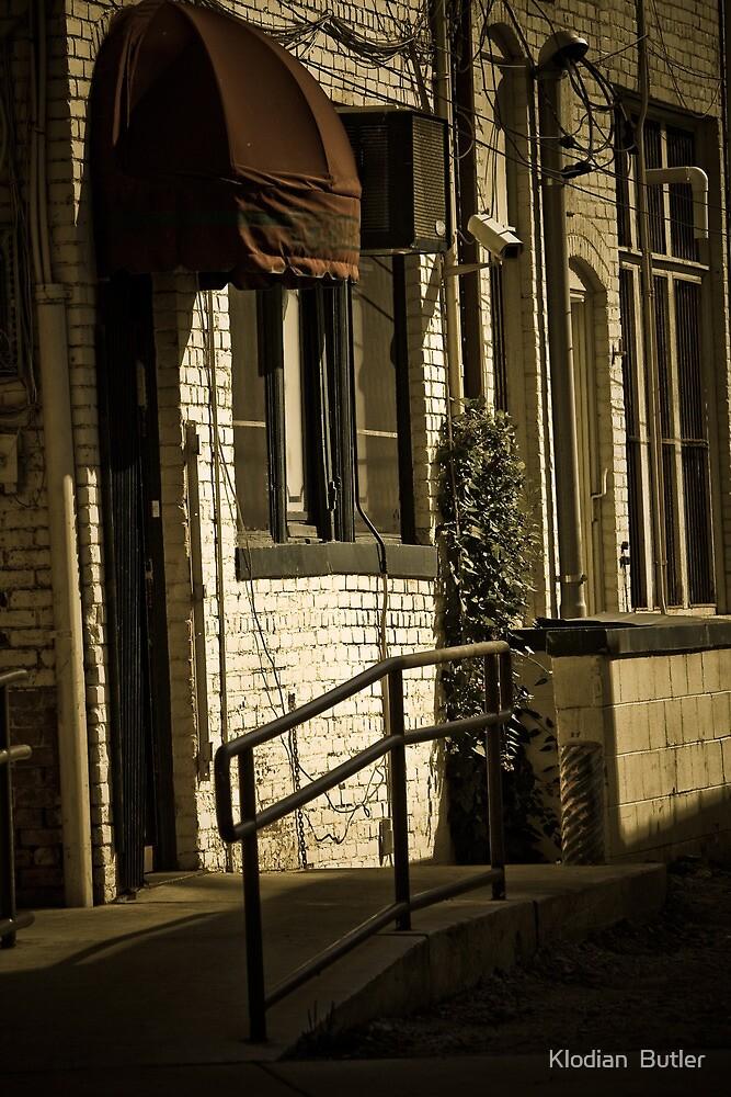 Alleyway  by Klodian  Butler