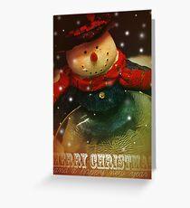 Holiday Greetings 1 Greeting Card