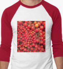 Tomatoes Men's Baseball ¾ T-Shirt