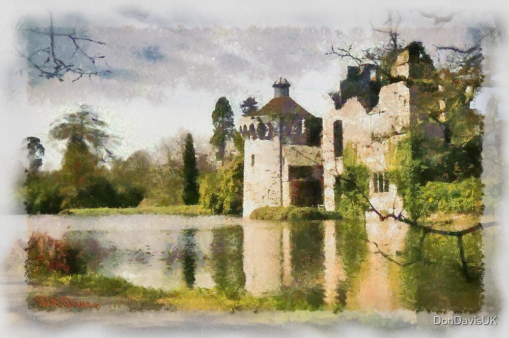 Impressions of Scotney Castle  by DonDavisUK