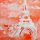 Paris Pink by Amanda  Shelton