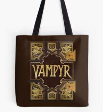 Vampyr Book Tote Bag