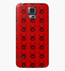 Errorface Skull Spider 2 Case/Skin for Samsung Galaxy