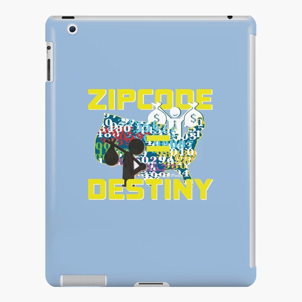 Zip Destiny Funda y vinilo para iPad