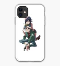 2-D and Noodle Gorillaz iPhone Case