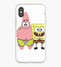 SpongeBob und Patrick iPhone-Hülle & Cover