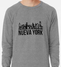 Sudadera ligera Nueva York