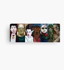 Monster Squad Canvas Print