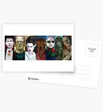 Monster Squad Postcards