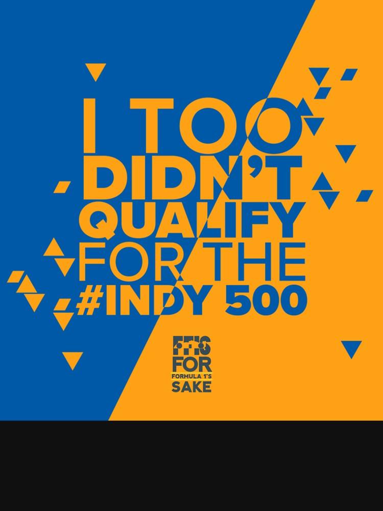 Indy500 DNQ by podmerch