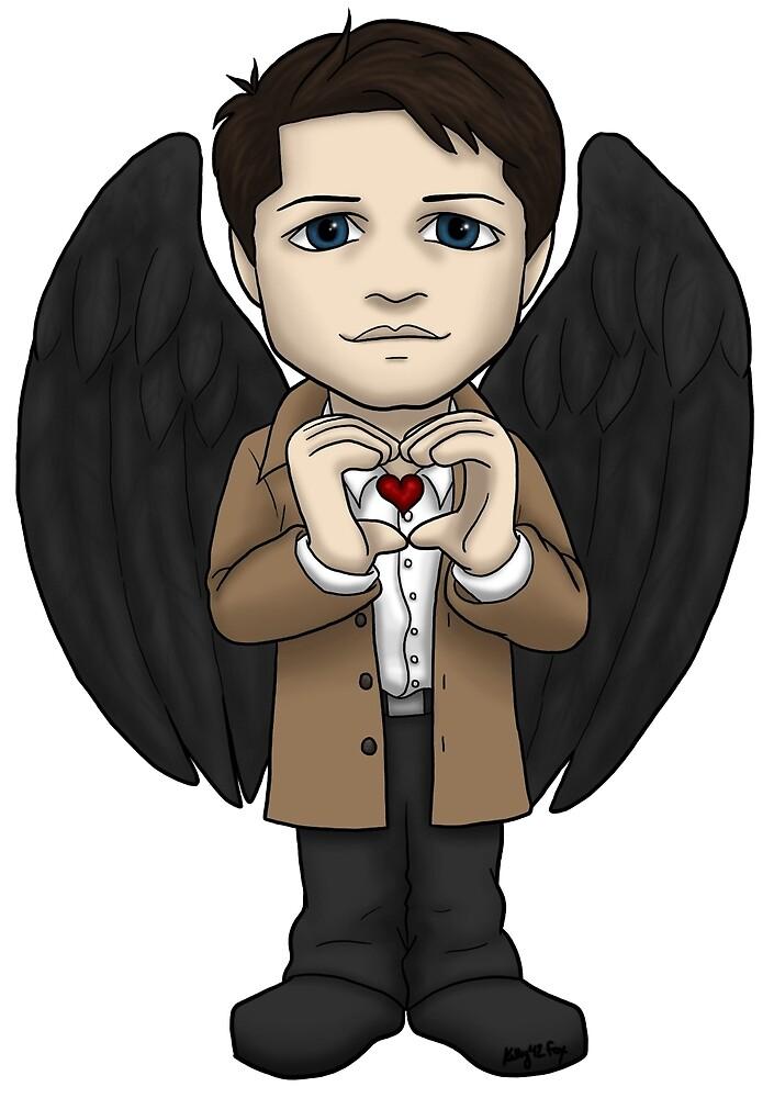 Angel's Heart by kelly42fox